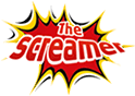 Logo for the The Screamer
